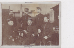Cpa /carte Photo-78-versailles-hopital Militaire 1905/1906 - Régiments
