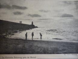 Allemagne , Deutsch ,  Le Kurische Nehrung Prés De Memel , édition Bong , Circa 1914 - Historical Documents
