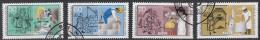 West-Duitsland - Jugend: Handwerksberufe - O - Used - Michel 1274 - 1277 - [7] West-Duitsland