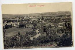 AZERAILLES ---1913-- Vue Générale  éd Bastien - France