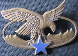 Brevet Des Troupes De Montagne, Bronze - Landmacht