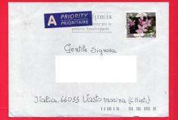 SVIZZERA ~ Storia Postale ~ Busta Del 2003 ~ {2003 - Piante Medicinali - Centaurium Minus - 130 ) - Svizzera