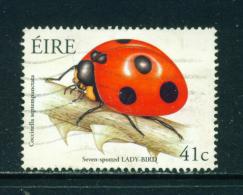 IRELAND - 2003  Ladybird  41c  Used As Scan - Usati