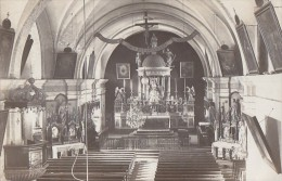 Photographie -  Carte-Photo -  Int�rieur Eglise - A situer