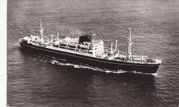 Bâteaux - Paquebots - Compagnie Des Messageries Maritimes La Bourdonnais - Timbres - Canal De Suez - Paquebots