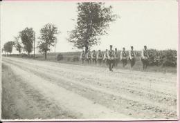 Photography - Army - Scouting to Bizovac, 1929., Kingdom Yugoslavia (8,5 x 5,5 cm)