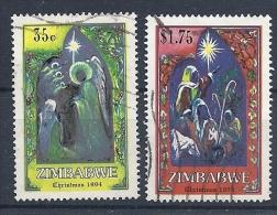 131007228  ZIMBABWE  YVERT   Nº  306/9 - Zimbabwe (1980-...)