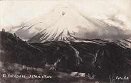 Equateur - Ecuador - Volcan - Volcano - El Cotopaxi 3 670 M - Camp - Foto - Ecuador
