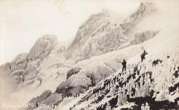 Equateur - Ecuador - Volcan - Volcano - Chimborazo - Nieve Penitente - Alpinisme Escalade Neige - Ecuador