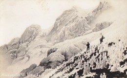 Equateur - Ecuador - Volcan - Volcano - Chimborazo - Nieve Penitente - Alpinisme Escalade Neige - Equateur