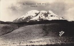 Equateur - Ecuador - Volcan - Volcano - Chimborazo - 6 310 M - Foto Pazmino - Equateur