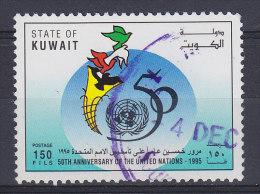 Kuwait 1995 Mi. 1423     150 F Vereinte Nationen United Nations (UNO) - Koweït