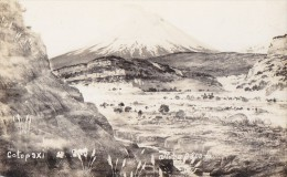Equateur - Ecuador - Volcan - Volcano -  El Cotopaxi - Ecuador