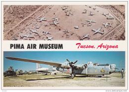 Pima Air Museum, Airplanes, TUCSON, Arizona, 50-70´s - Tucson