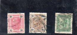 AUTRICHE 1904 O LIGNES BRILLANTES OBLIQ. - 1850-1918 Empire