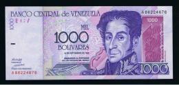 VENEZUELA - 1000  Bolivares 1998 SC   P-79 - Venezuela