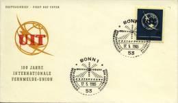 FDC BRD - 1965 - [7] Repubblica Federale