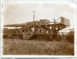 La Grosse Bertha En 1929 (Lire Le Descriptif) (2) - Guerre, Militaire