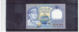 NEPAL  ,  1 Rupee  ,  Sign. ?  ,  Pick#22 - Nepal