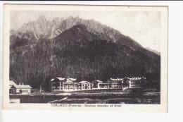 TOBLACCO (DOBBIACO - BZ)  - Stazione Climatica Ed Hotel - F.p. - Anni ´1908-1915 - Bolzano