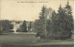 CHATEAU D'ESCLIMONT - VUE PRISE DU PARC, Nº 102 - Chartres