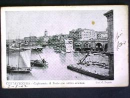 LAZIO -ROMA -CIVITAVECCHIA -F.P. LOTTO N°318 - Unclassified