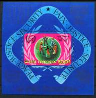 Komoren Block 44 A ** - Comoros