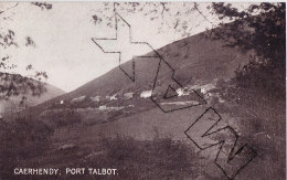 Asx-   Pays De Galles   Cpa    PORT TALBOT  3 - Wales