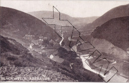 Asx-   Pays De Galles   Cpa    ABERAVON 1 - Wales
