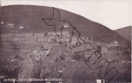 Asx-   Pays De Galles   Cpa    ABERAVON  4 - Wales