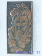 Cartoon Film Soviet: Karlson / Old Soviet Badge USSR _250_u3244 - Disney