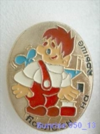 Cartoon Film Soviet: Karlson / Old Soviet Badge USSR _250_u3271 - Disney