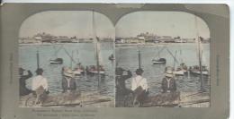 Cosmopolitan Série/Permanent Is Summer/Santa Cruz/California/Vers 1910    STE2 - Stereo-Photographie