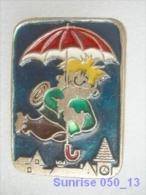 Cartoon Film Soviet: Karlson / Old Soviet Badge USSR _250_u3273 - Disney