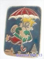 Cartoon Film Soviet: Karlson / Old Soviet Badge USSR _250_u3272 - Disney