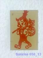 Cartoon Film Soviet: Chippollino / Old Soviet Badge USSR 250_u3234 - Disney