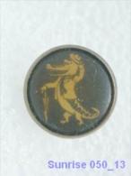 Cartoon Film Soviet: Crocodile Gena (russia Fairy Tale ) / Old Soviet Badge USSR _250_u3229 - Disney
