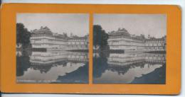 SIP/ Fontainebleau/La Cour Carrée /Vers 1900-1905  STE4 - Stereo-Photographie
