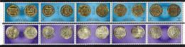 QATAR 1999, PIECES DE MONNAIES ANCIENNES, 10 Valeurs, Neufs / Mint. R005 - Qatar