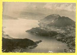 CPSM  FRANCE  74  -  ANNECY  -  39  Les Deux Lacs  ( Ann. 50/60 Dentellée ) - Annecy