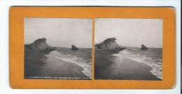 S.I.P./ Environs De Cannes/Les Rochers De La BOCCA/Vers 1905-1915  STE9 - Stereo-Photographie