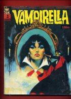 VAMPIRELLA 1971 ALBUM 2 REVUES 5.6.7 EN BON ETAT - Livres, BD, Revues