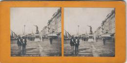 S.I.P./ TOULON/ Le Carré Du Port/    Vers 1905-1915  STE11 - Photos Stéréoscopiques