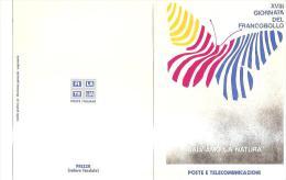 62528) Lettera  Salviamo La Natura Con Annulli   XVIII Giornata Del Francobollo 17.X.76  Con L.40+100+150 - 6. 1946-.. Repubblica