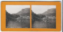 S.I.P./ MONACO/ Vue Générale Du Port/    Vers 1905-1915  STE13 - Stereo-Photographie