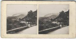 S.I.P./ MENTON/ Route De Castellar/   Vers 1905-1915  STE14 - Stereo-Photographie