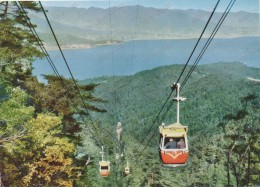 ROPEWAY MIYAJIMA JAPAN,postcard - Cartoline