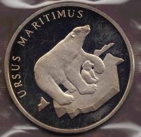WORLD WIDE FUND WWF 30 YEARS 1986 URSUS MARITIMUS  PROOF - Jetons & Médailles