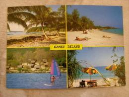 THAILAND -Samet Island     Stamp  D110578 - Thailand
