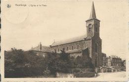 Havelange - L'Eglise et la Place - 19?1 ( voir verso )